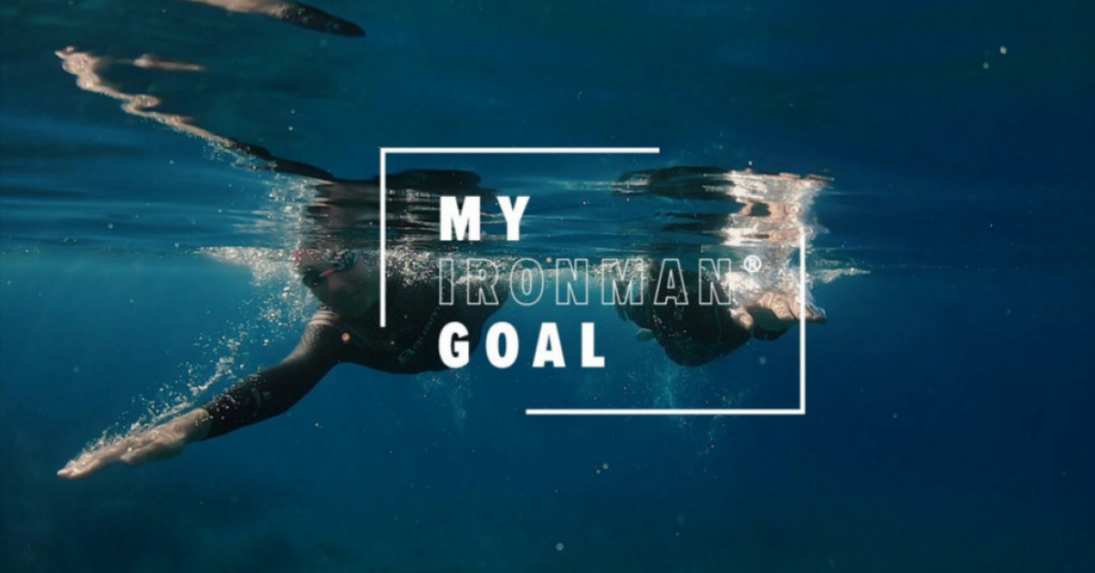 My Ironman® goal