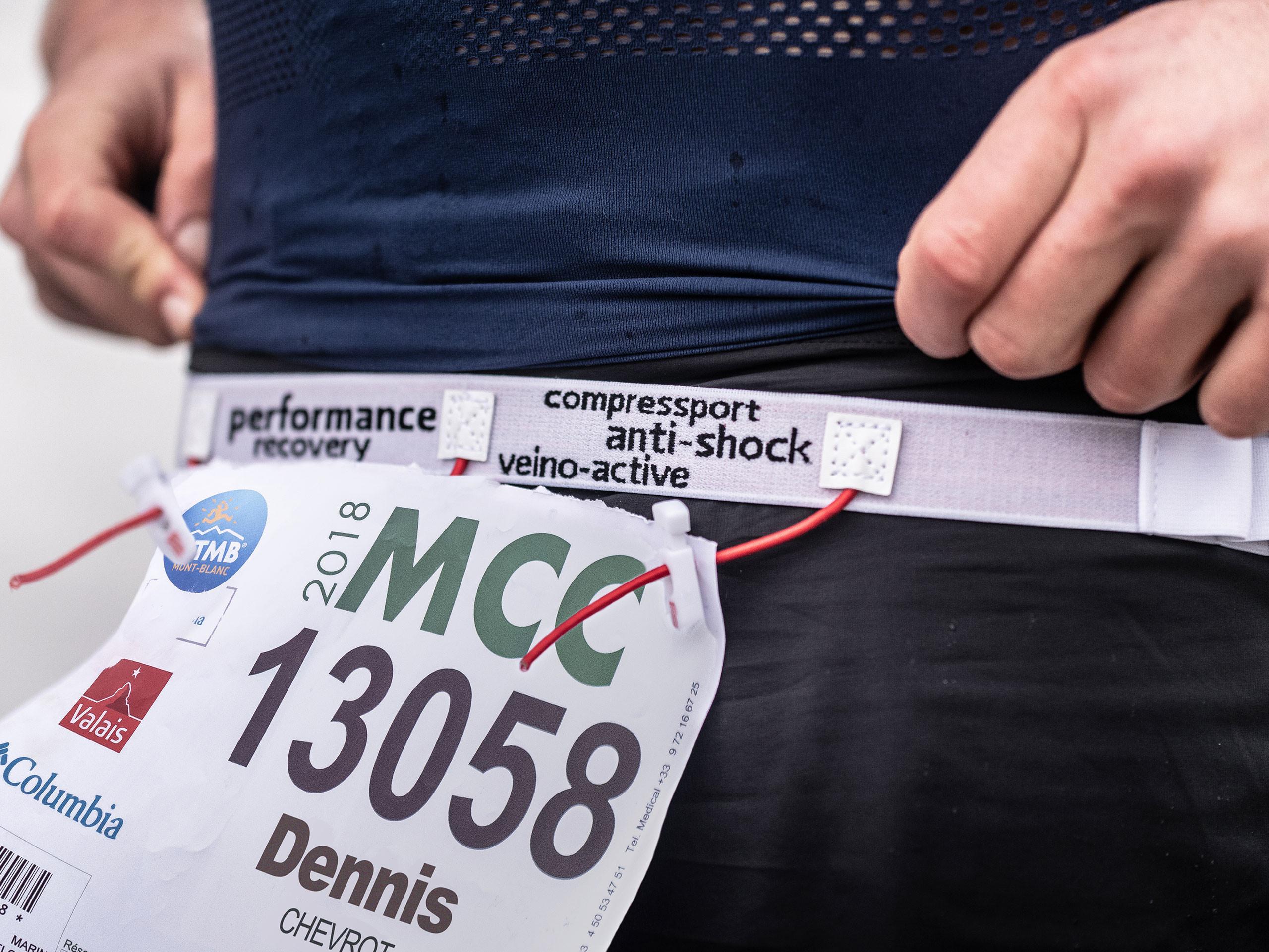 Race belt schwarz