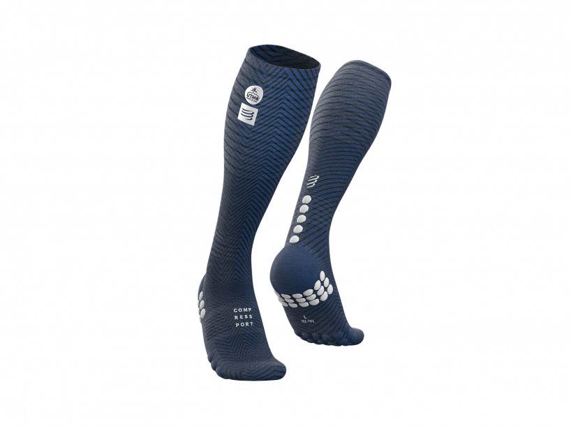 Full Socks Race & Recovery - UTMB 2019 BLUE