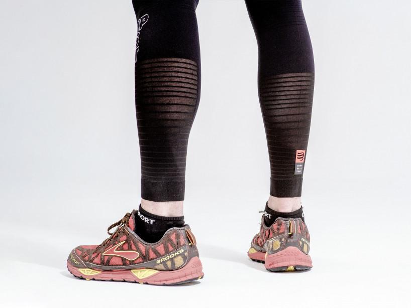 Men full leg compression sleeve l Trail
