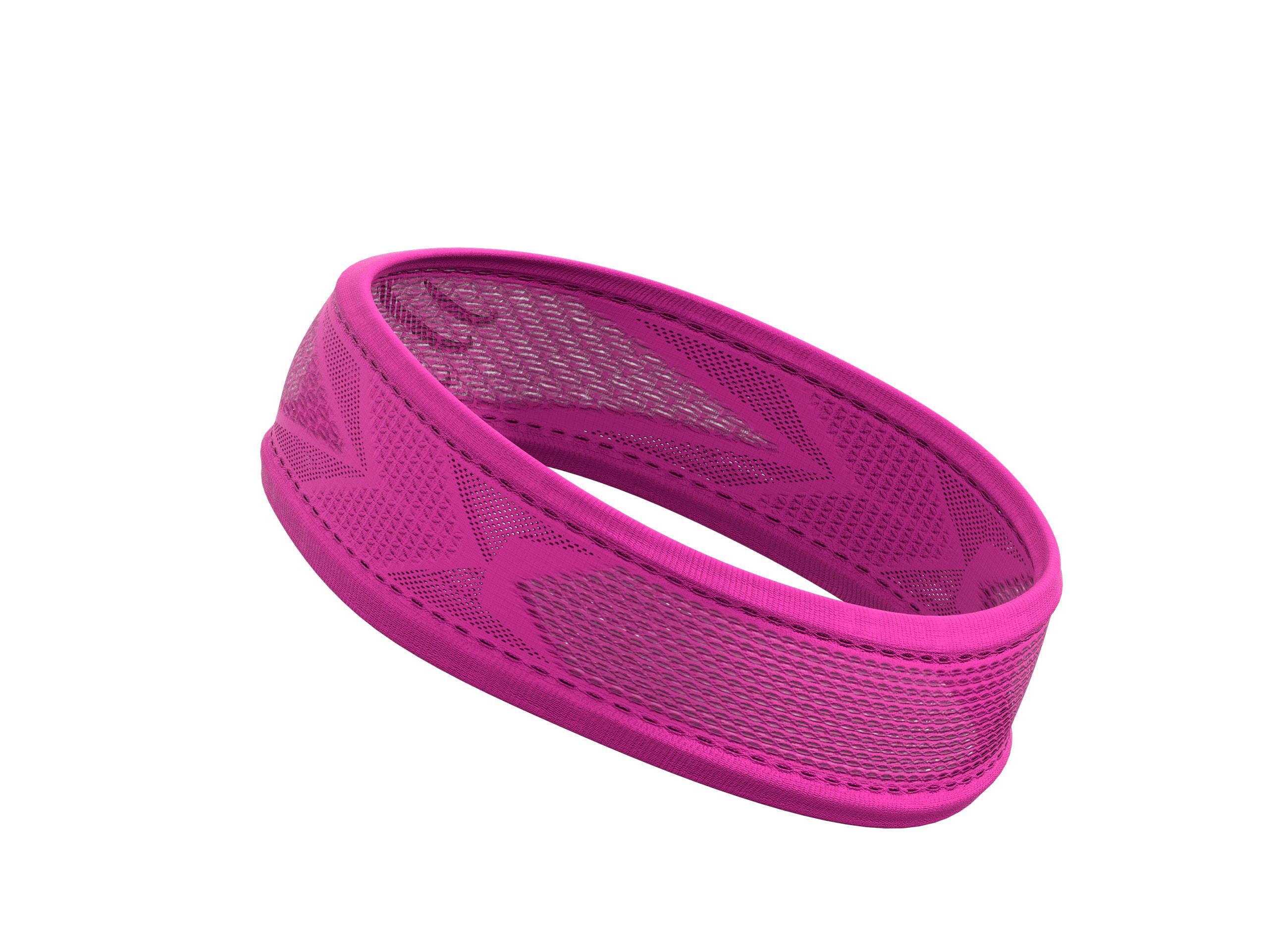 Headband sottile On/Off rosa