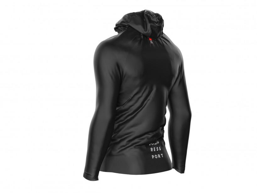 Hurricane Waterproof 10/10 Jacket BLACK