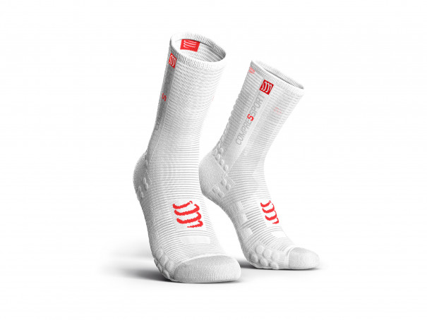 Compressport PRORACiNG meias V3.0 Ultralight Run Lo
