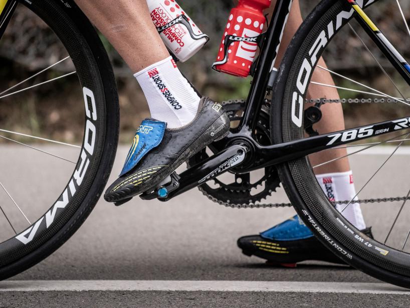 Pro Racing Socks v3.0 Bike weiß
