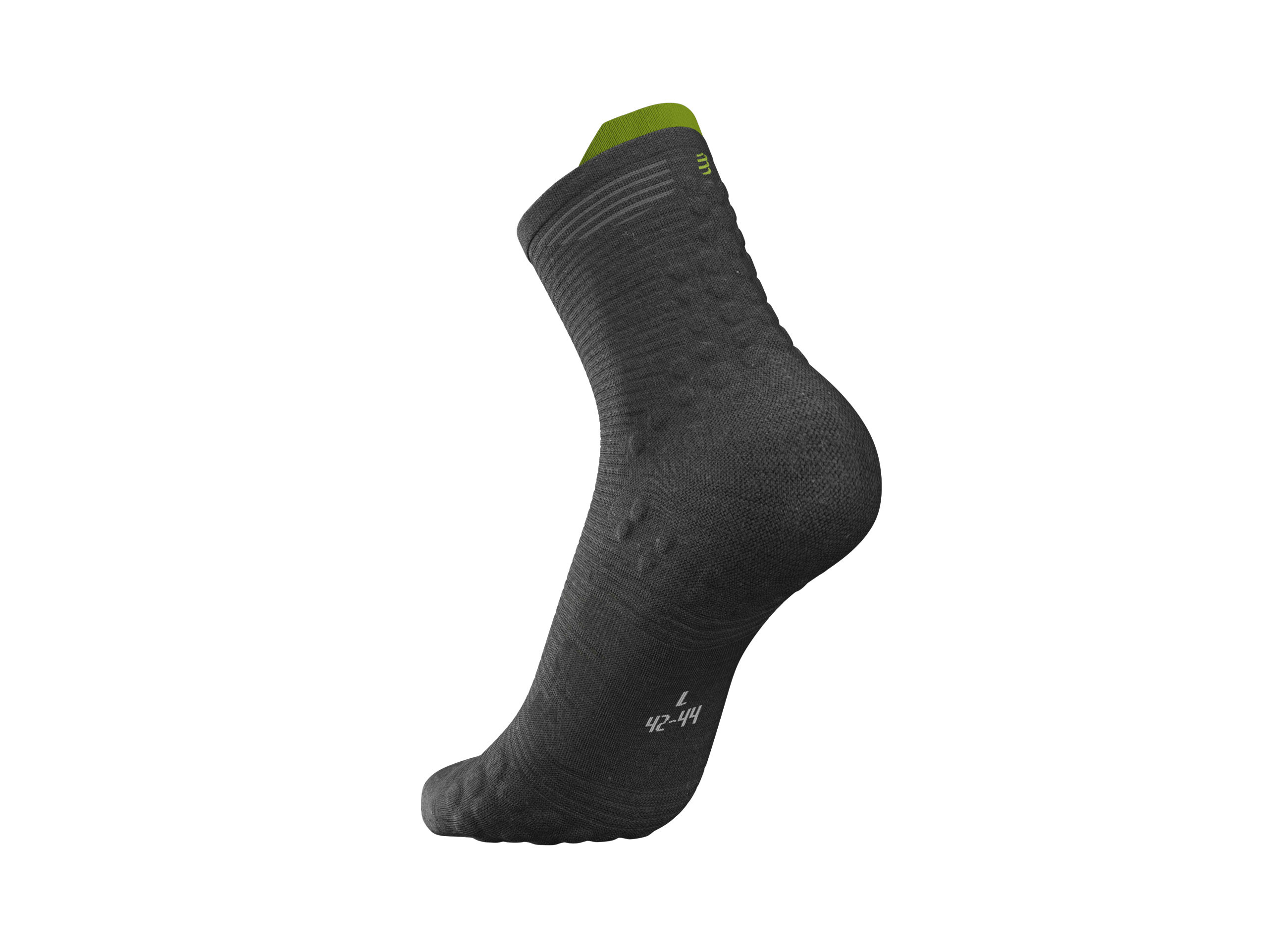 Calcetines deportivos pro v3.0 Run High - Black Edition 2019