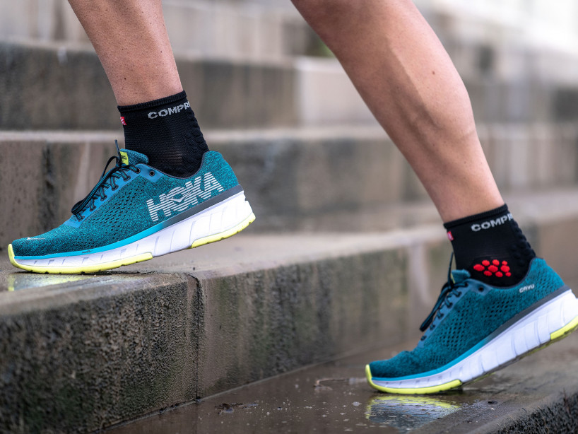 Pro Racing Socks v3.0 Run High schwarz