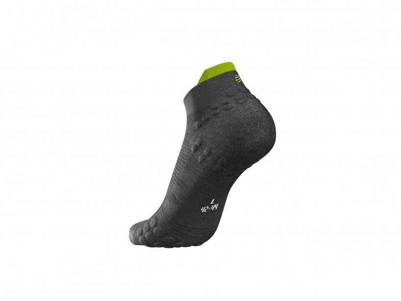 Calcetines deportivos pro v3.0 Run Low - Black Edition 2019