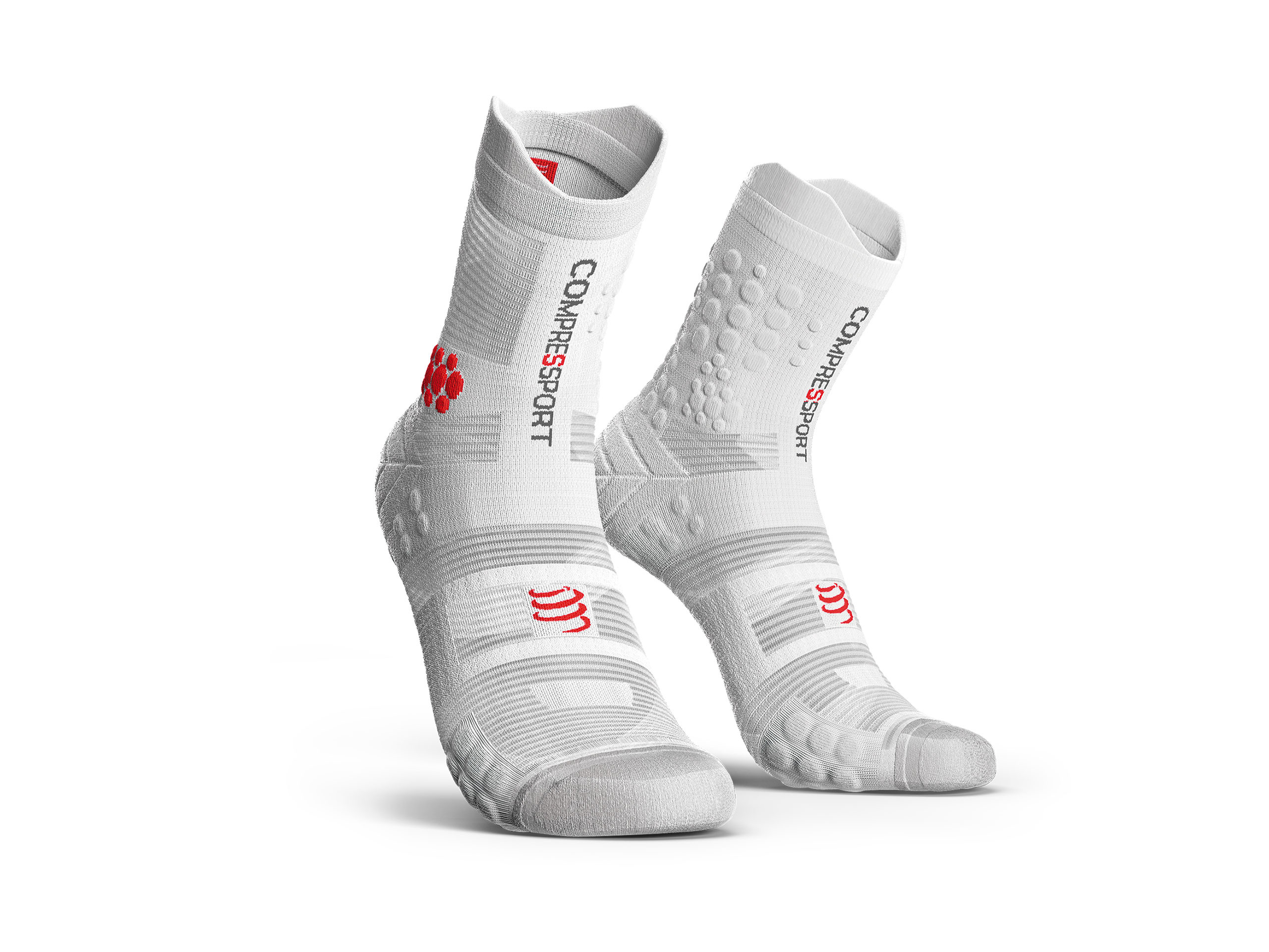 Pro Racing Socks v3.0 Trail weiß