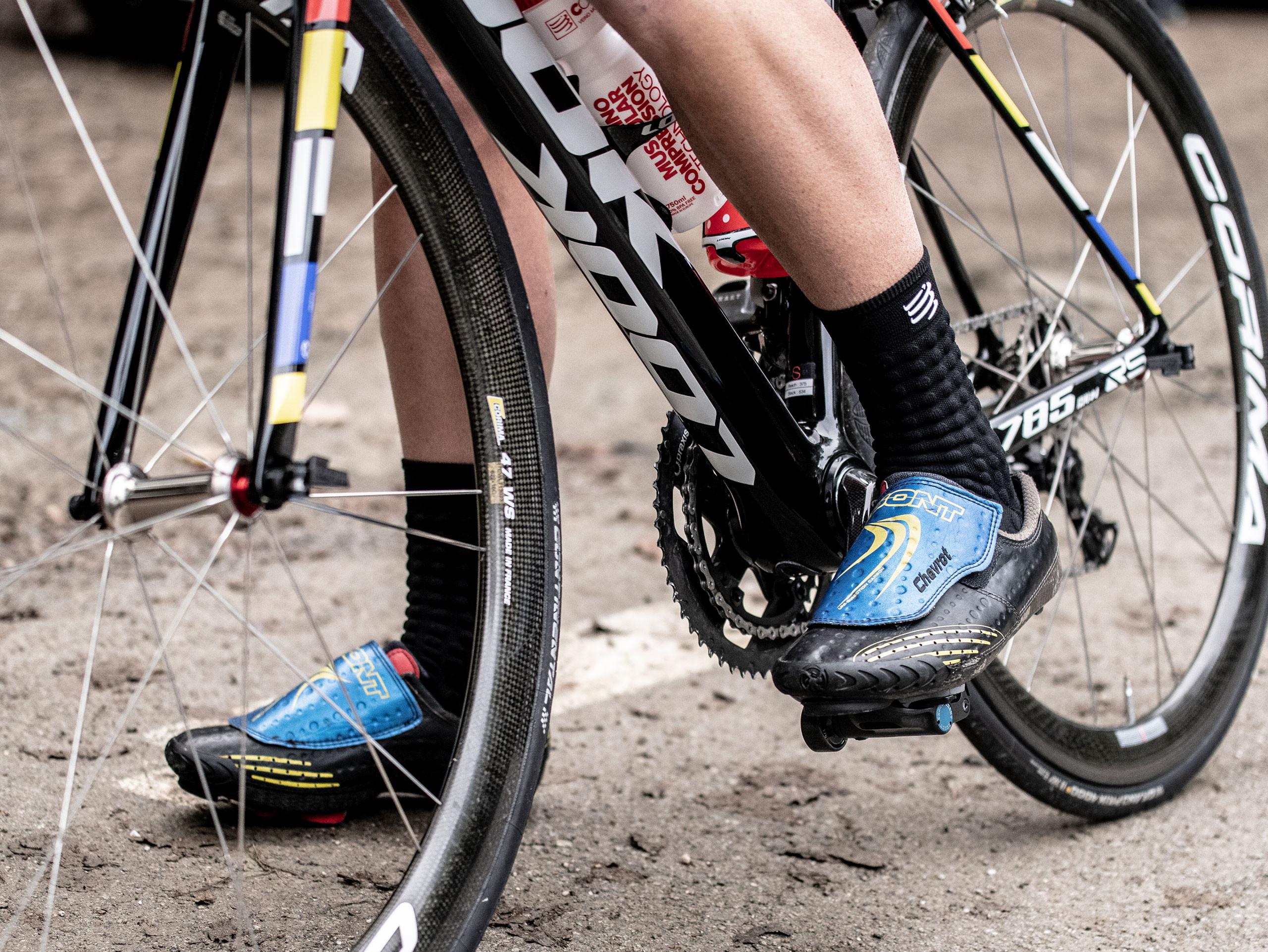 Pro Racing Socks v3.0 - Winter bike schwarz