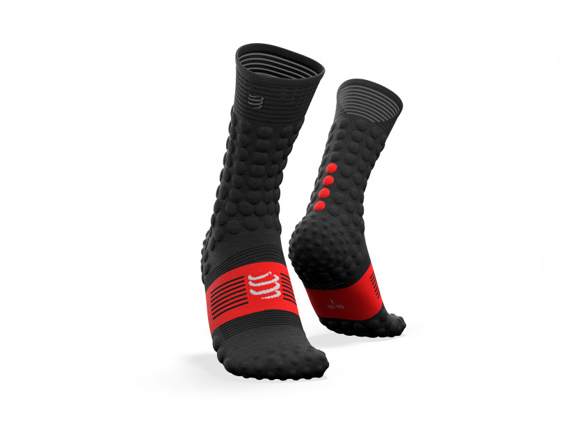 Calcetines deportivos pro v3.0 - Winter Run negros