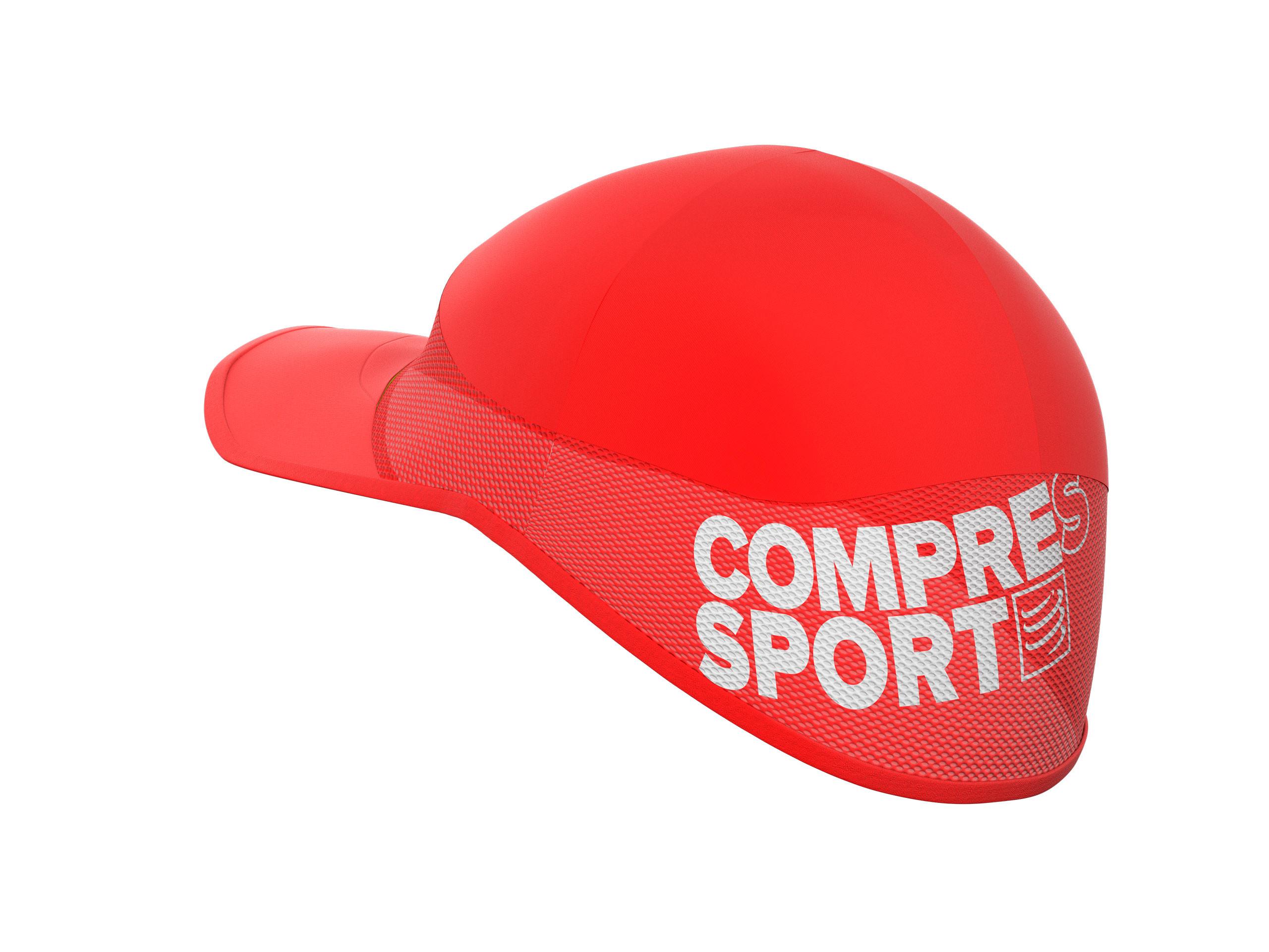 Pro Racing Ultralight Cap RED
