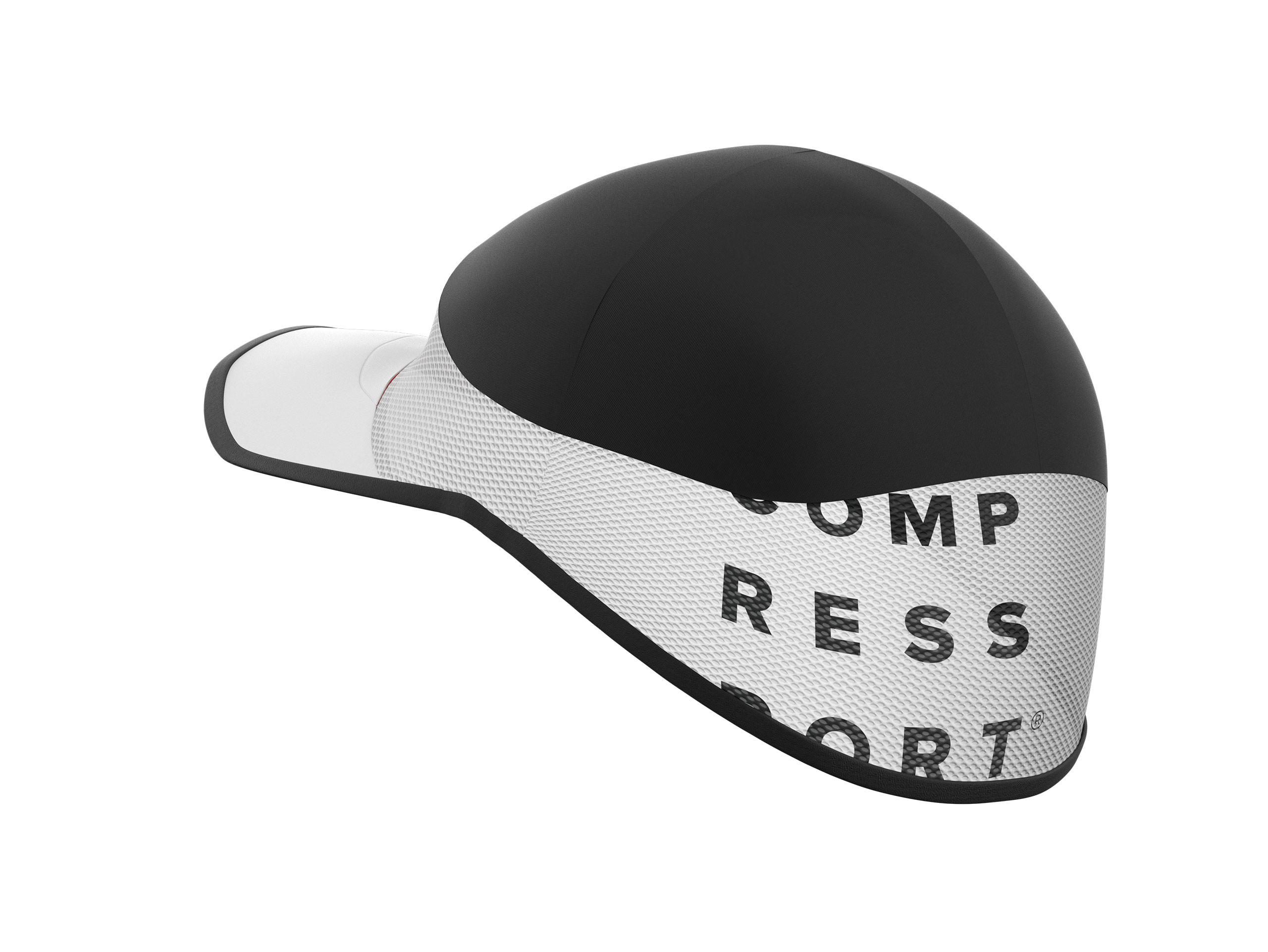 Gorra deportiva ultraligera pro blanca