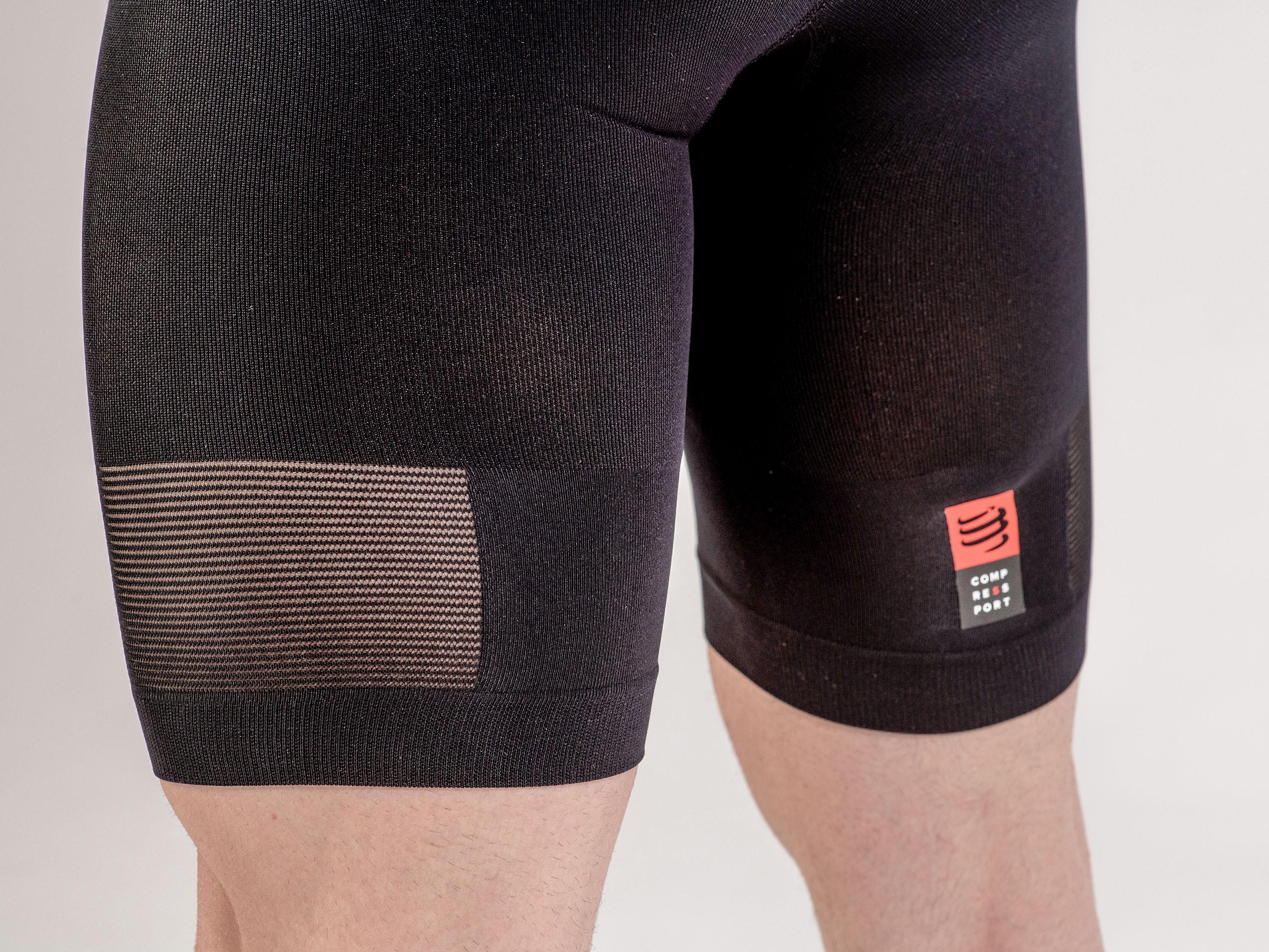 Triathlon Under Control Short schwarz