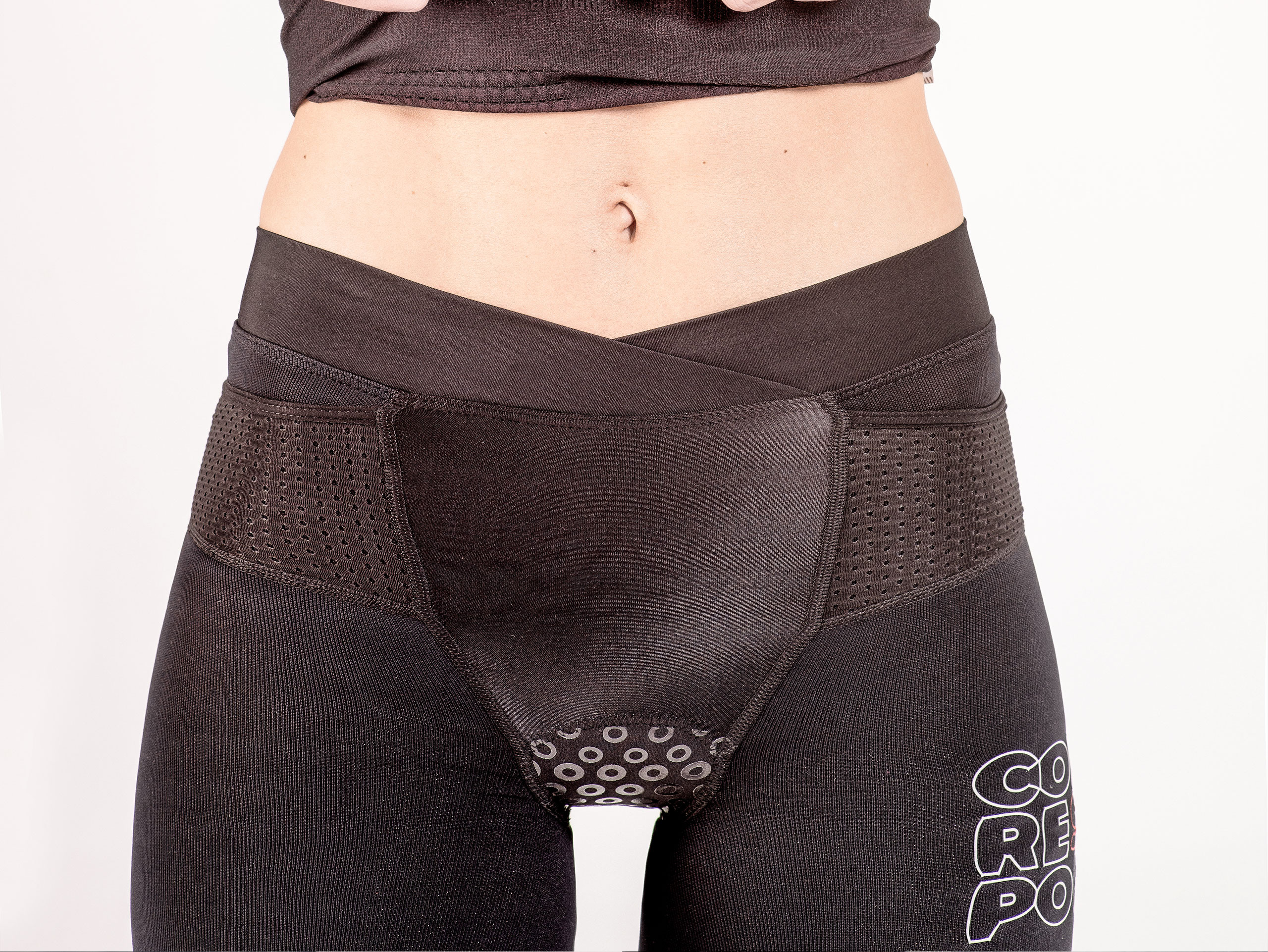 Triathlon Under Control Short W black
