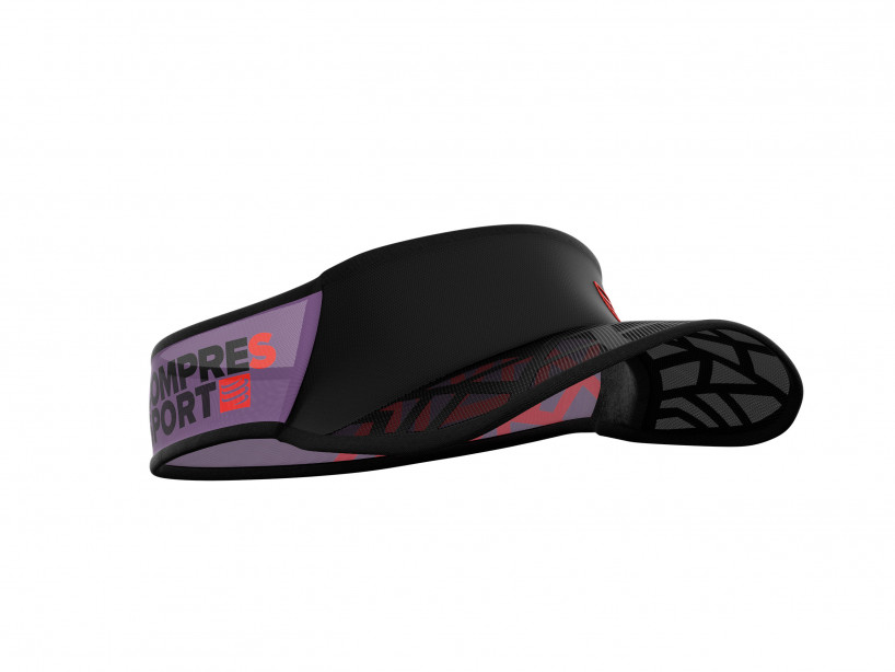 Spiderweb Ultralight Visor rot/schwarz