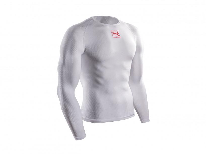 Camiseta 3D térmica ultraligera ML blanca