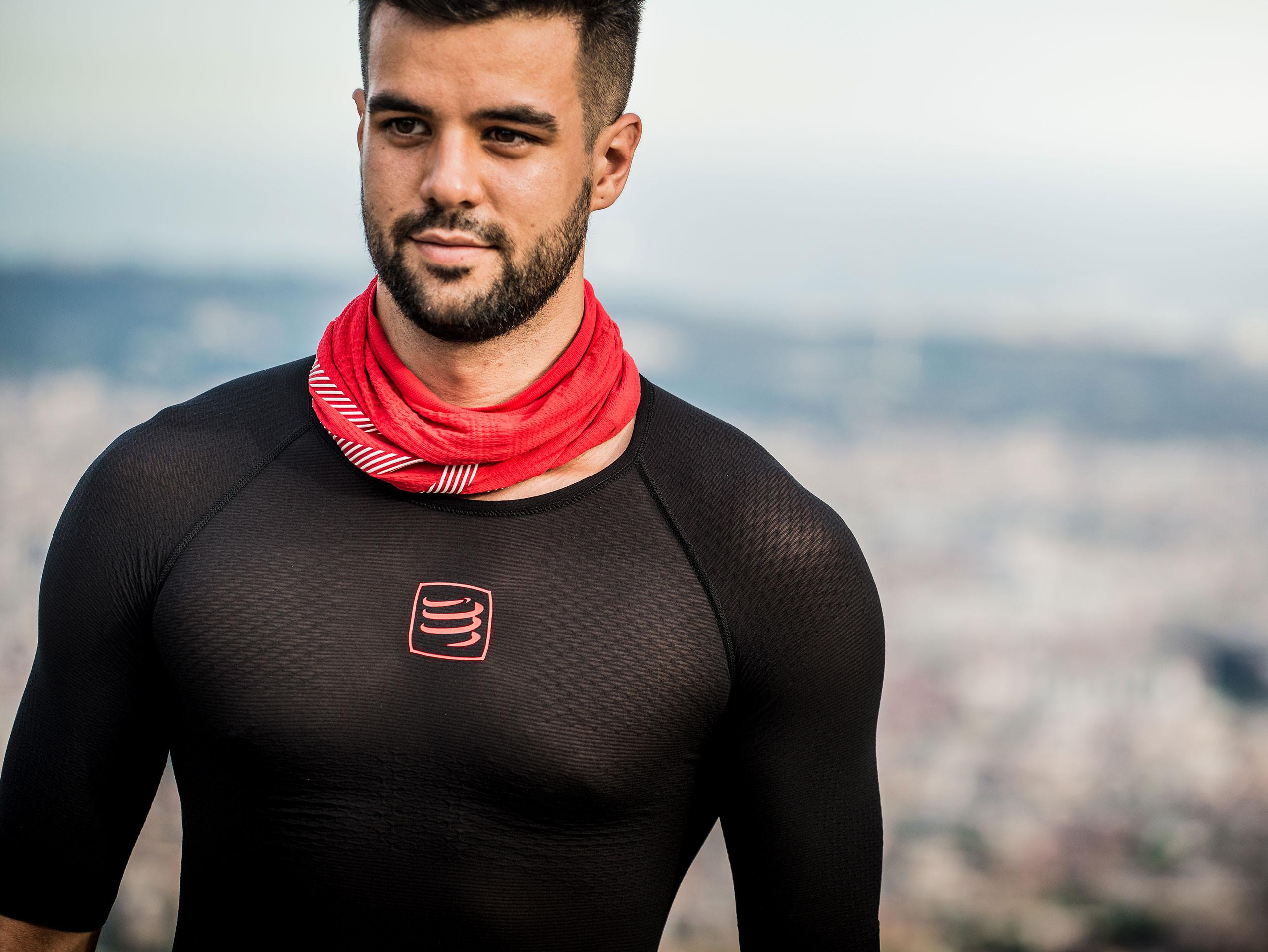 3D Thermo UltraLight SS Shirt BLACK