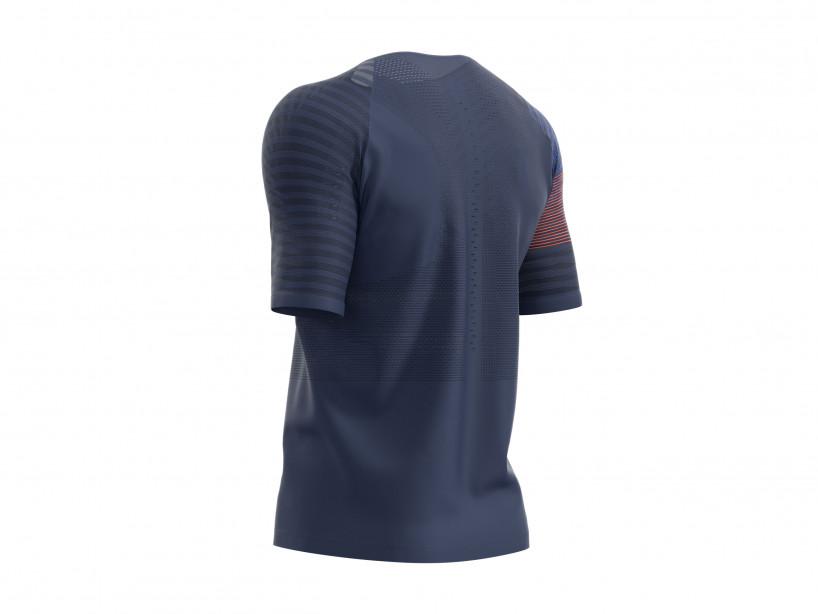 Racing SS Tshirt M blue