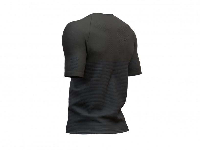 Kurzärmeliges Trainigsshirt - Black Edition 2019