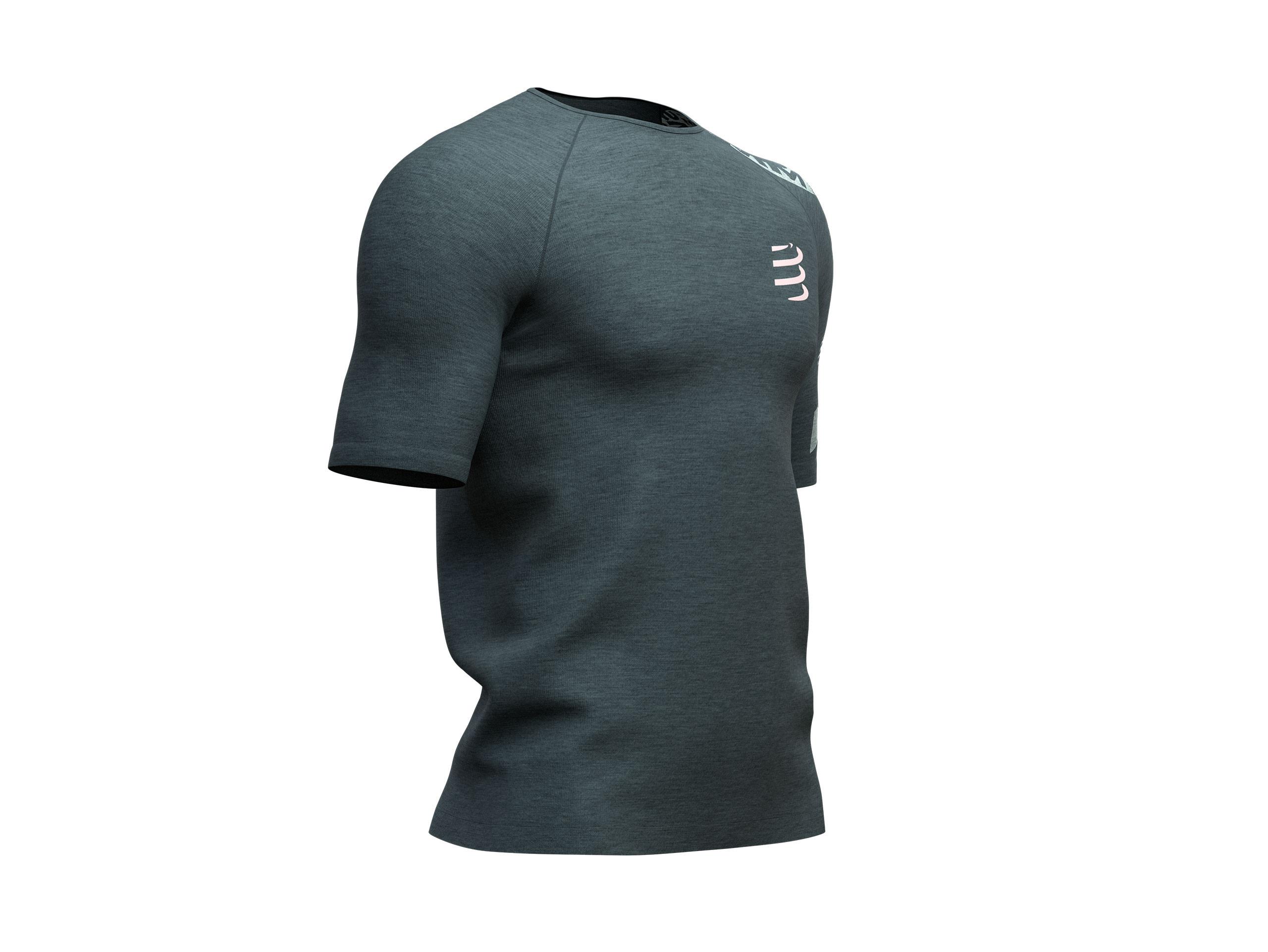 Kurzärmeliges Trainigsshirt - Born To SwimBikeRun 2019