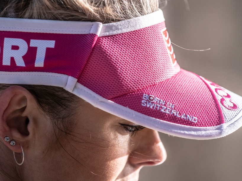 Visor Ultralight neonpink