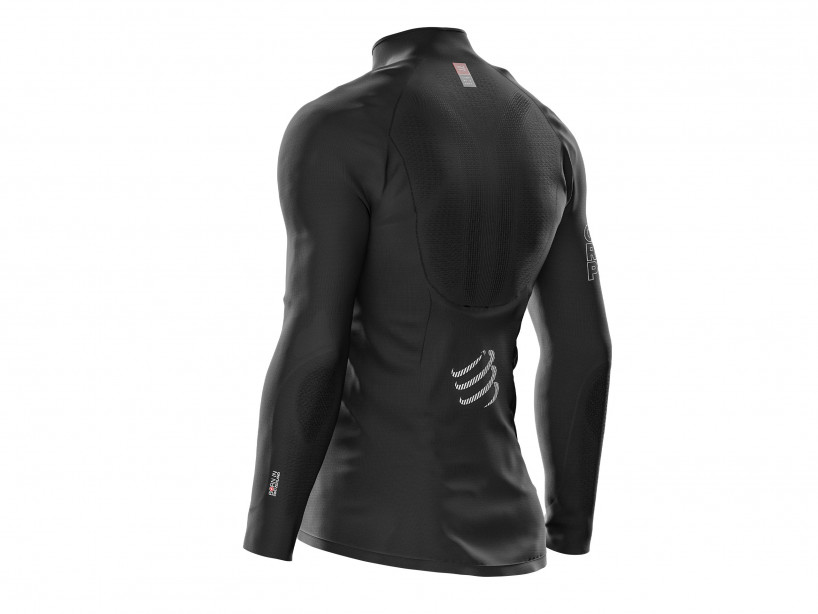 Hurricane Jacket v2 black