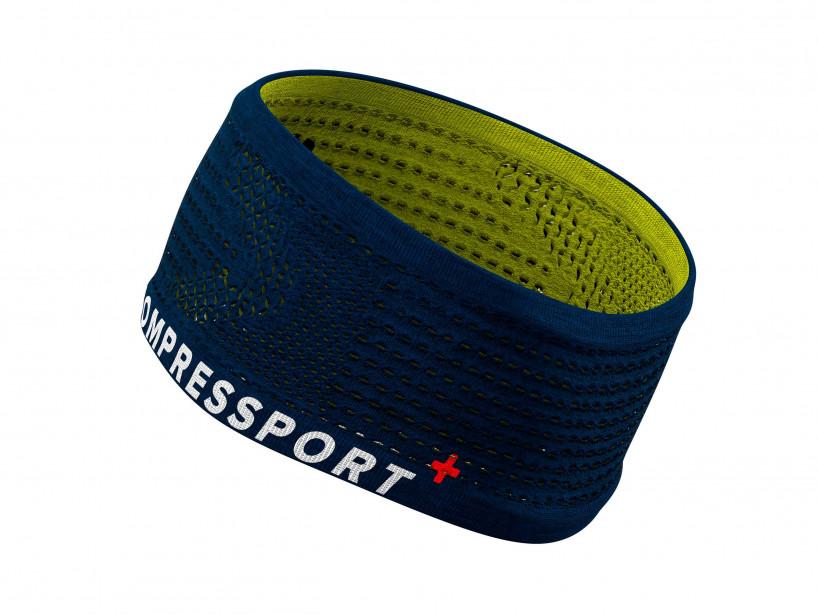 Headband On/Off bleu/lime