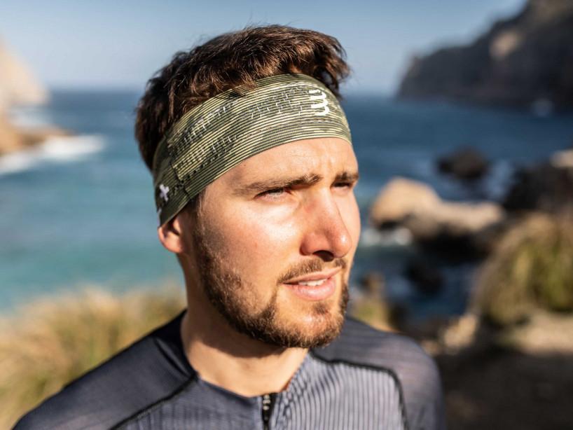 Headband sottile On/Off - Mimetica