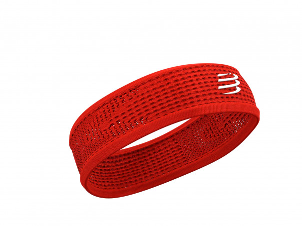 Headband sottile On/Off rossa