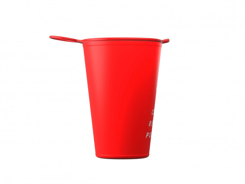 Fast Cup rossa