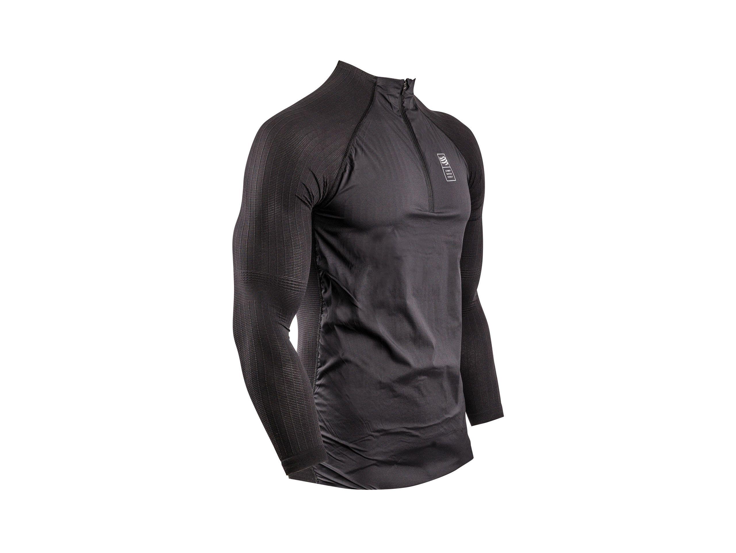 Hybrid Pullover BLACK