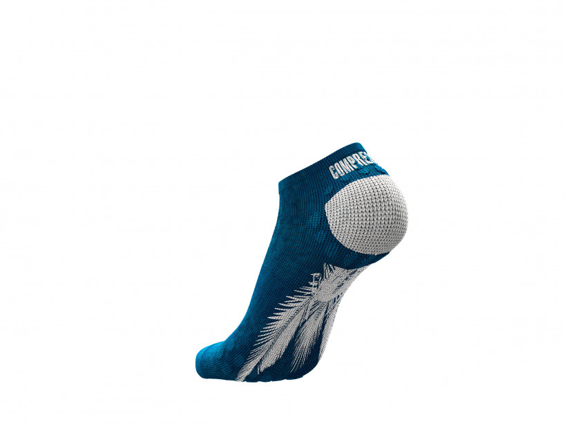 Pro Racing Socks v3.0 Ultralight Run Low - Kona 2019 BLUE