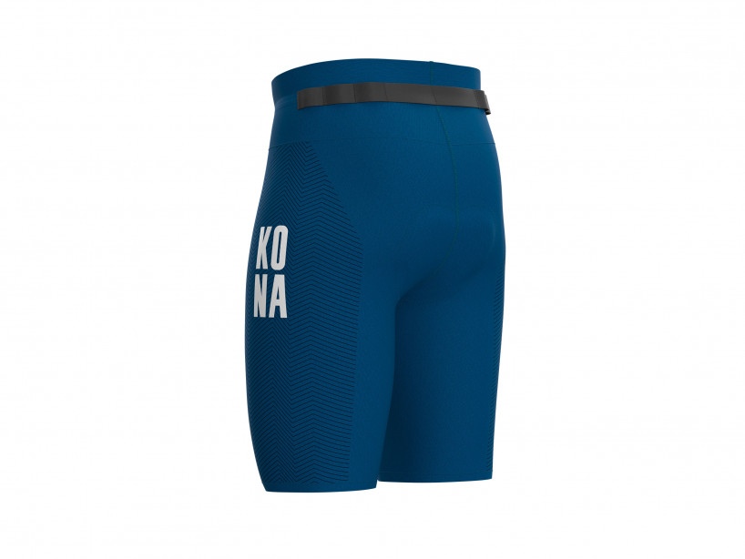 Triathlon Under Control Oxygen Short - Kona 2019 BLUE