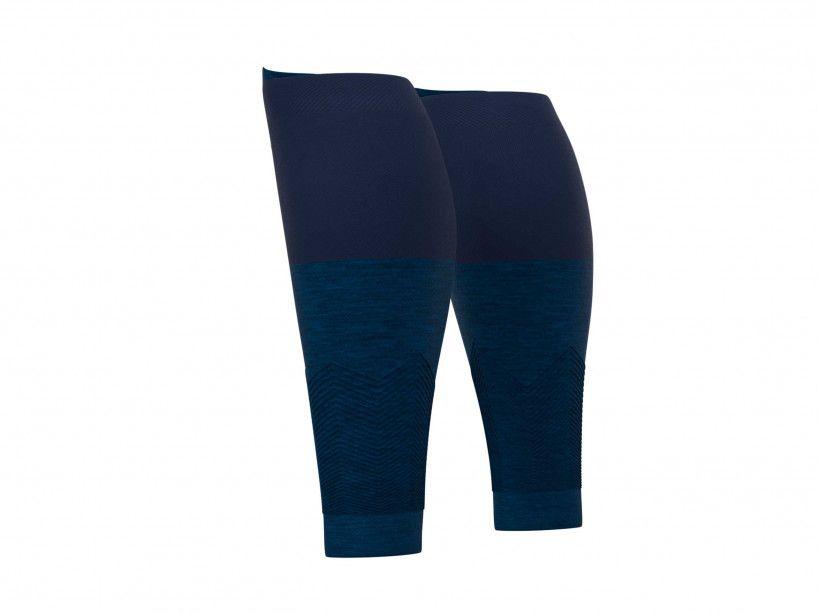 R2v2 calf sleeves blue melange