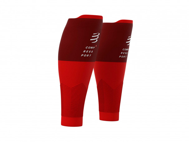 R2v2 manchon compression rouge