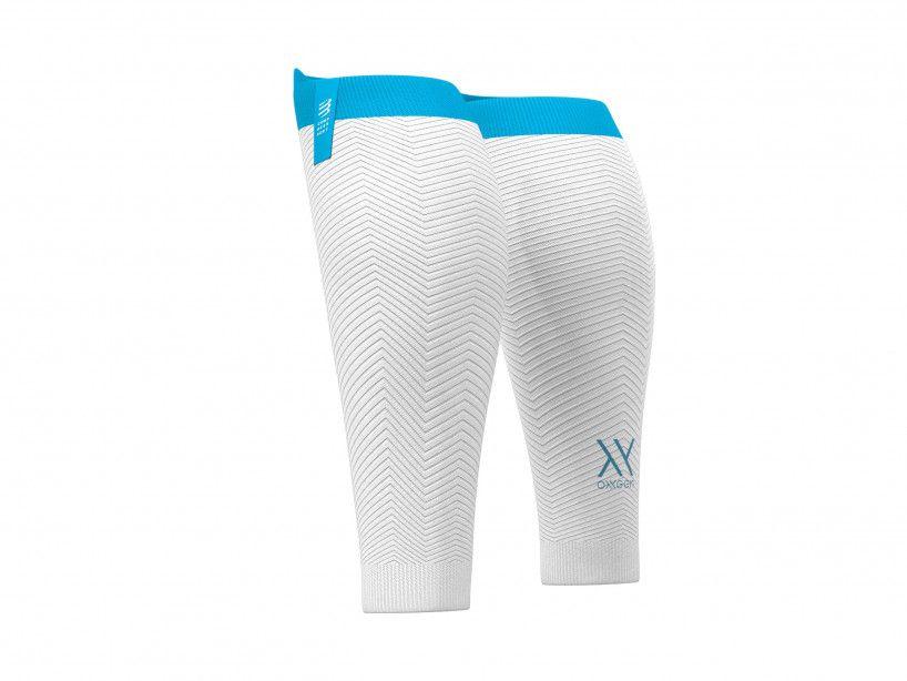 R2 Oxygen calf sleeves white