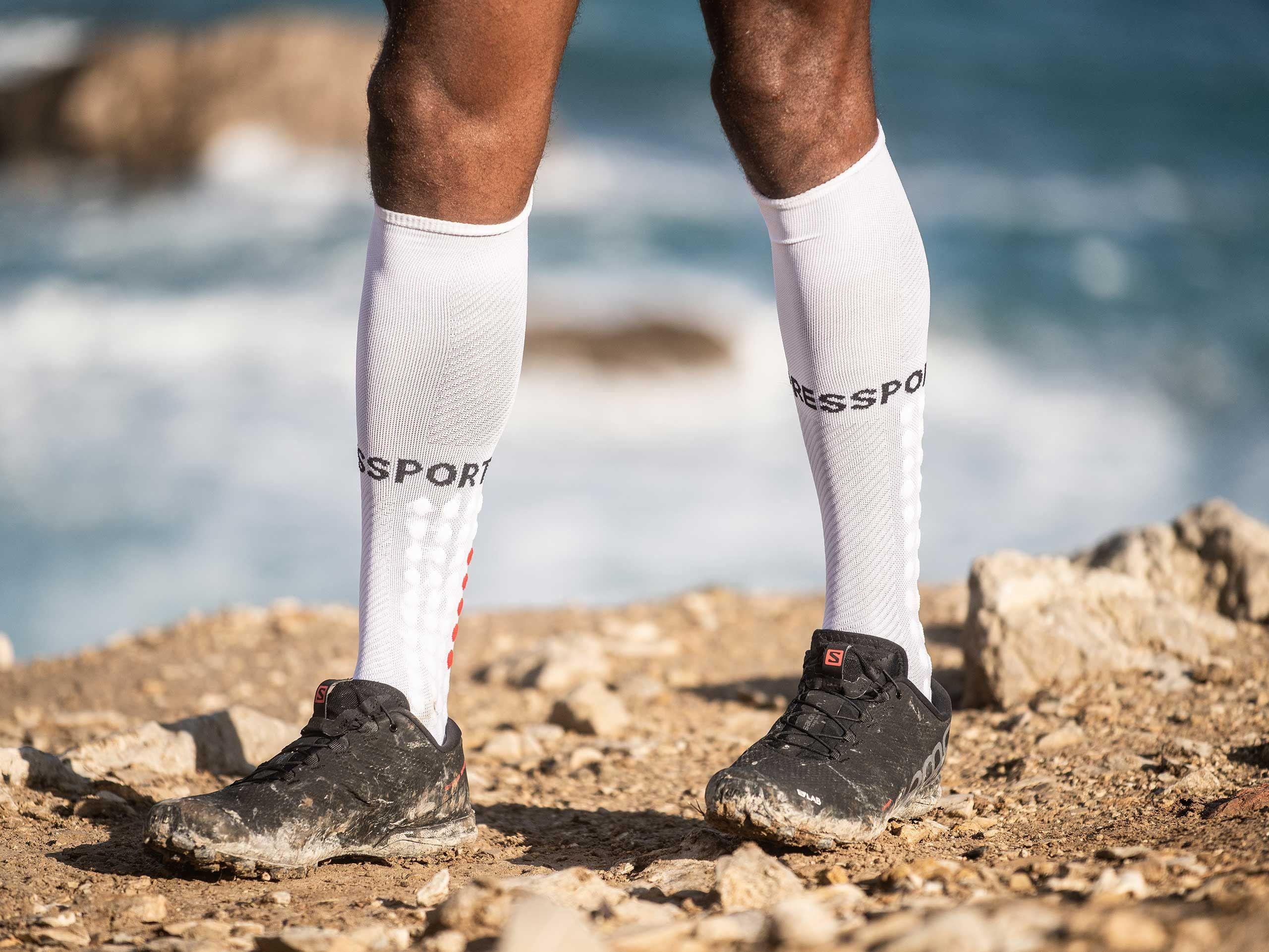 Full Socks Run weiß
