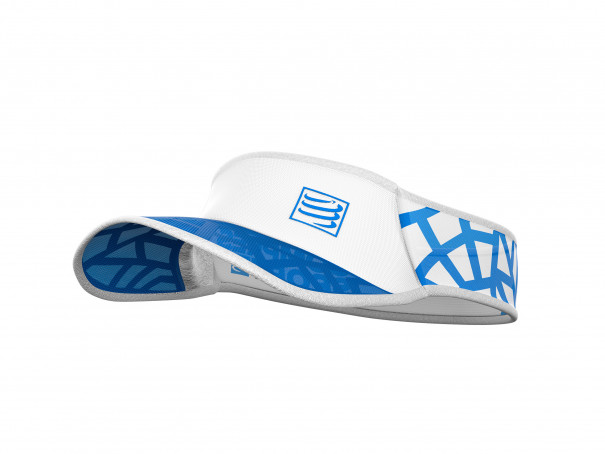 Spiderweb Ultralight Visor WHITE/BLUE