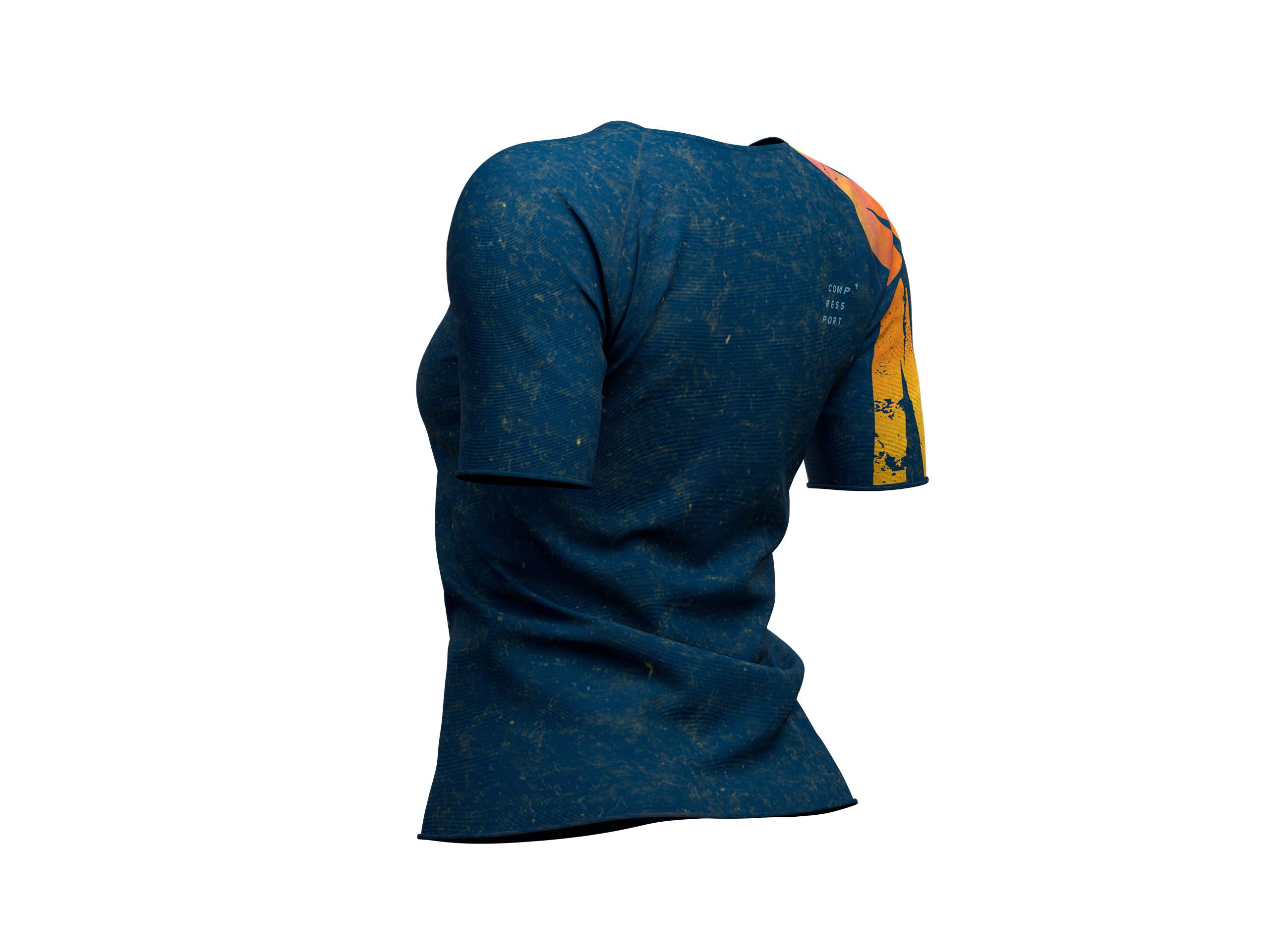 Training Tshirt SS W - Kona 2019 BLUE