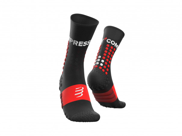 Calcetines de ultra trail negros