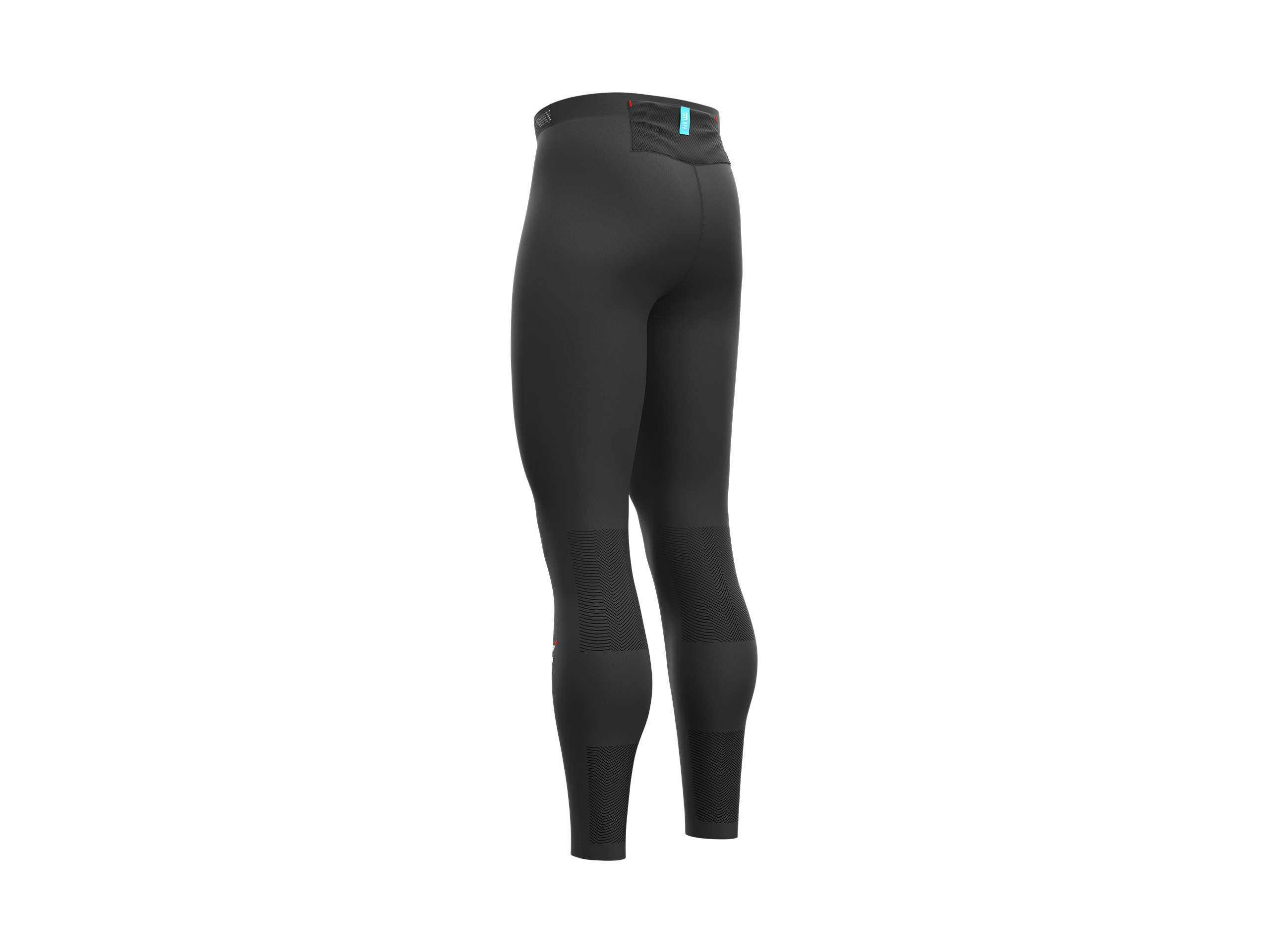 Trail Under Control Full Tights black