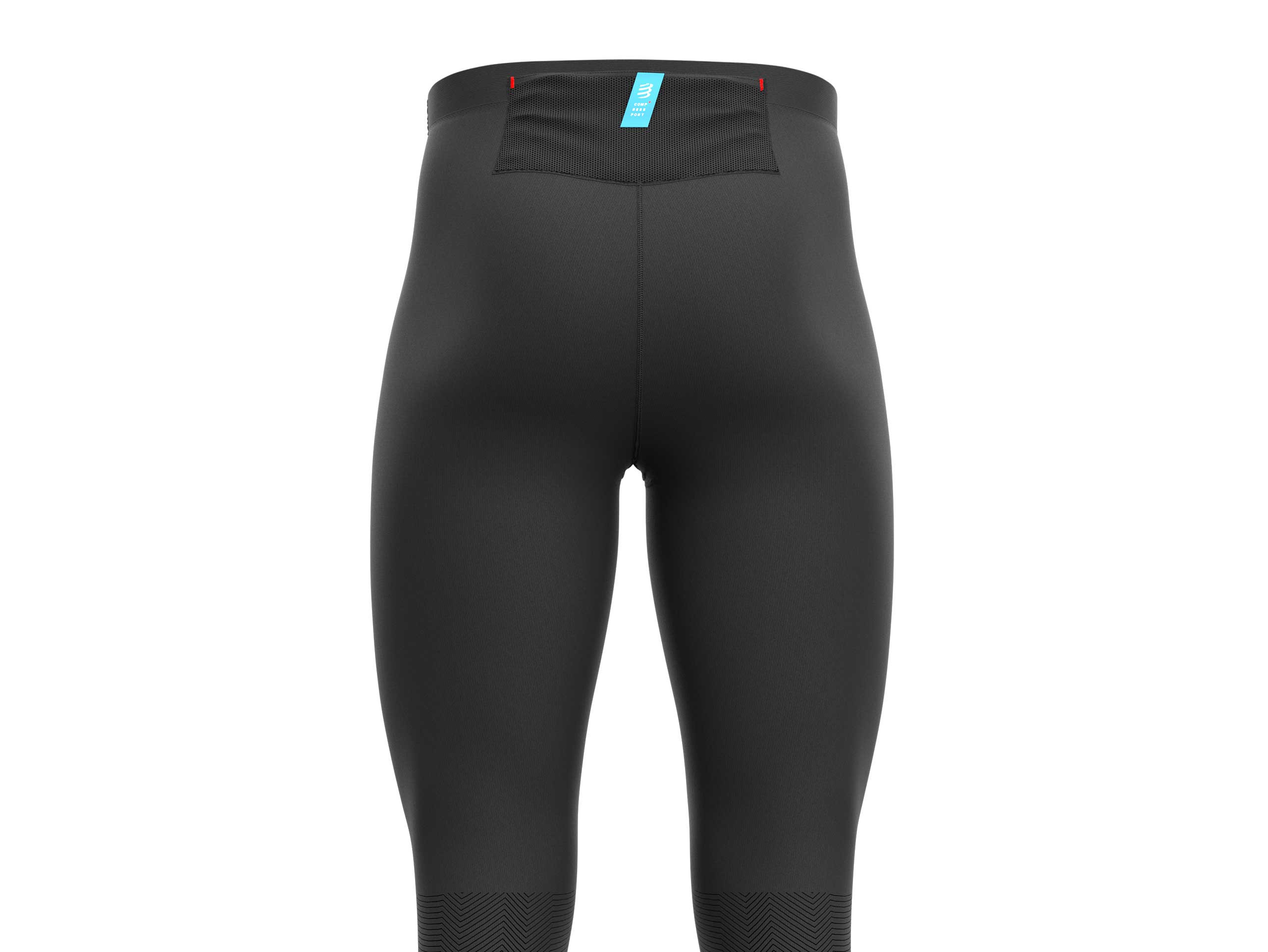 Pantaloni da trail Under Control neri