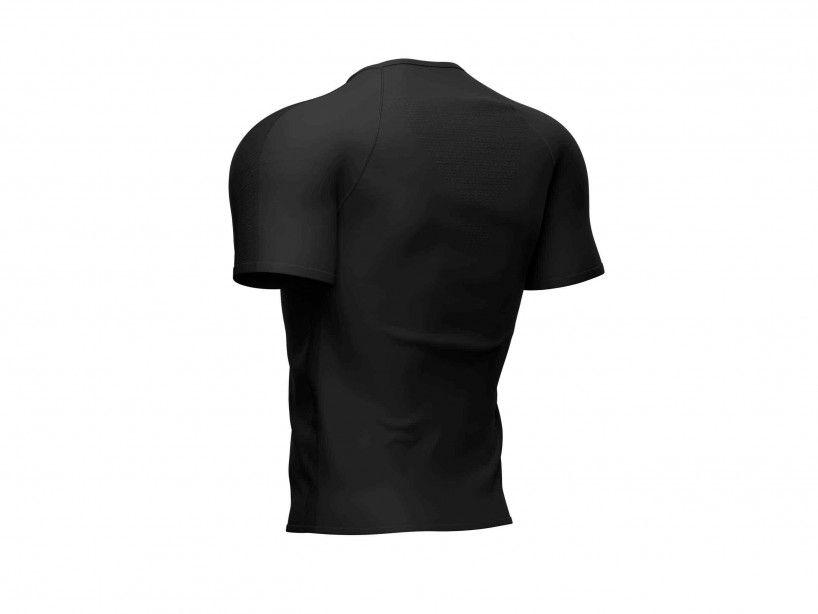 T-shirt da allenamento SS nera
