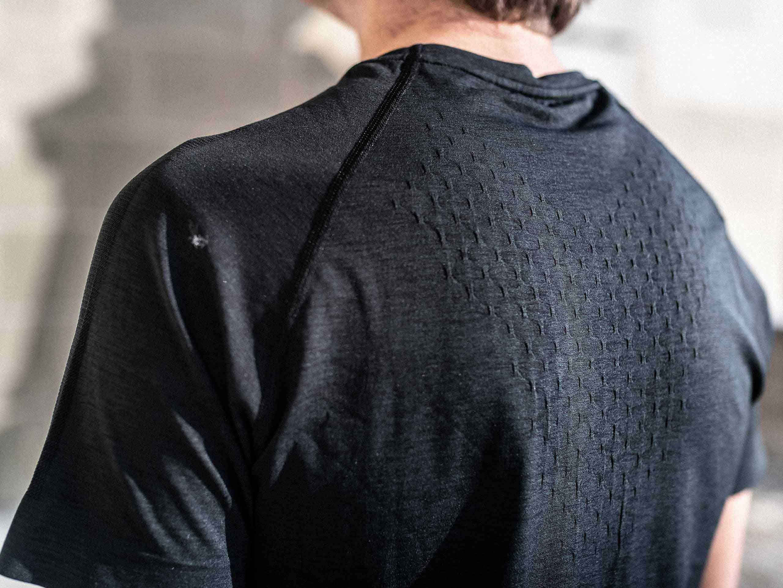 Training SS T-Shirt schwarz