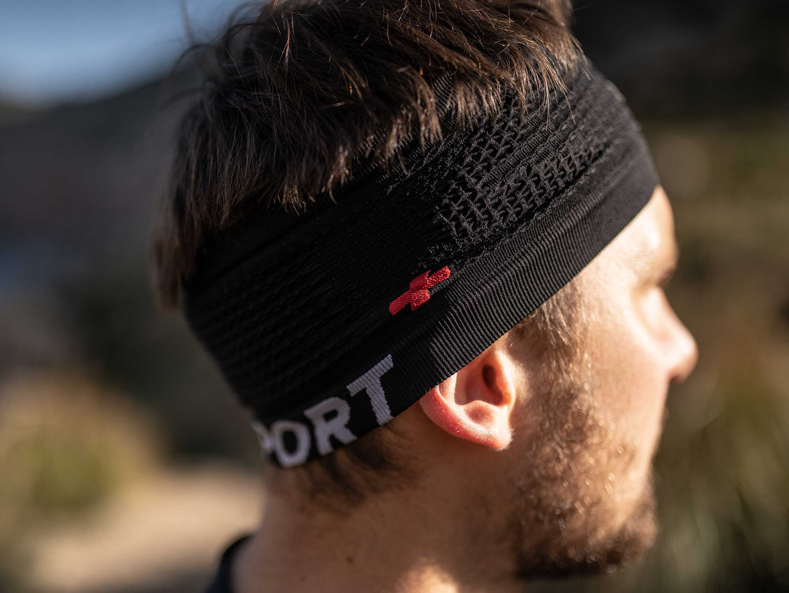 Headband On/Off black