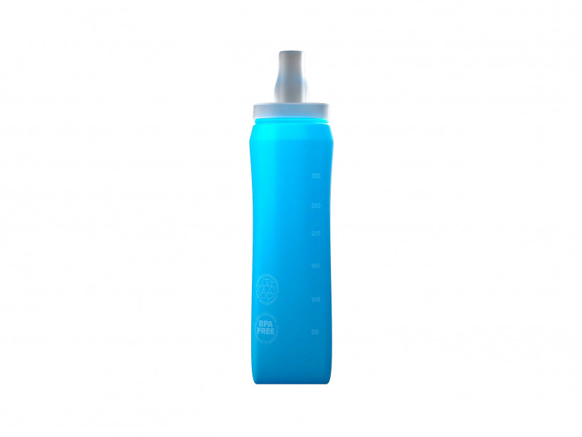 ErgoFlask 300mL ice blue