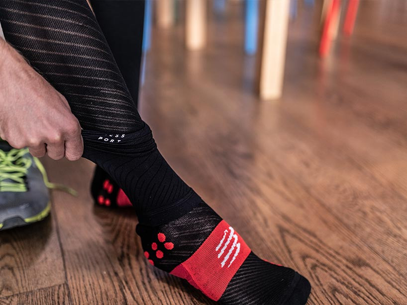 Full Socks Ultra Recovery black