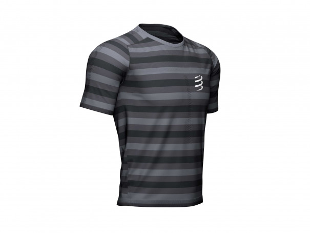 Camiseta de alto rendimiento MC negra