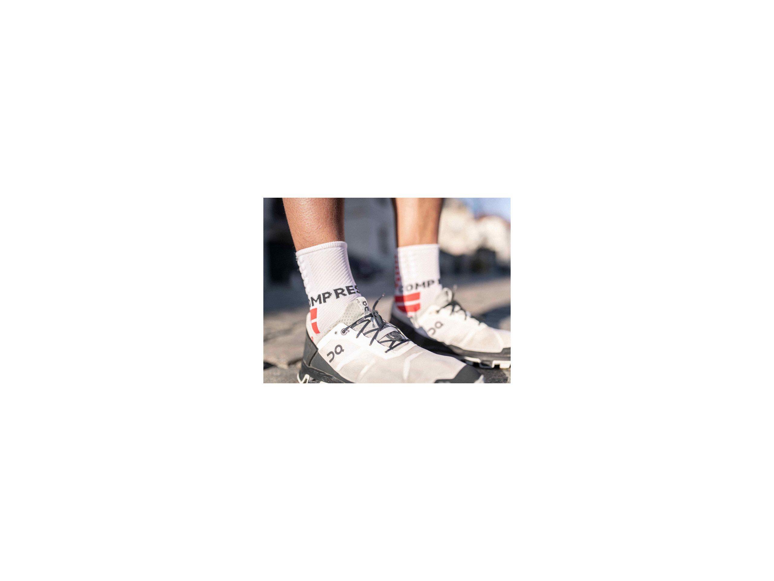 Shock Absorb Socks white
