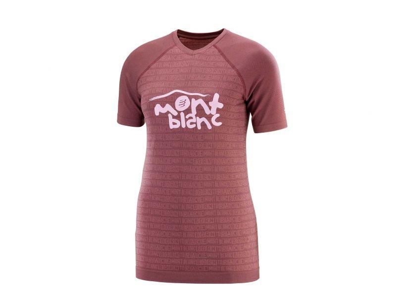 Training Tshirt SS W - Mont Blanc 2020